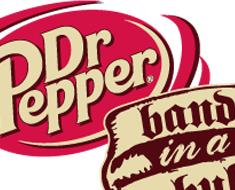 Dr. Pepper Band in a Bubble